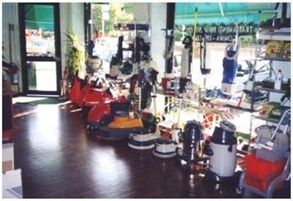 vendita attrezzature pulizia