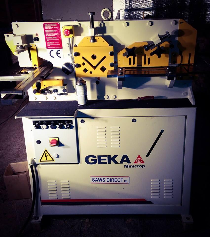 GEKA device