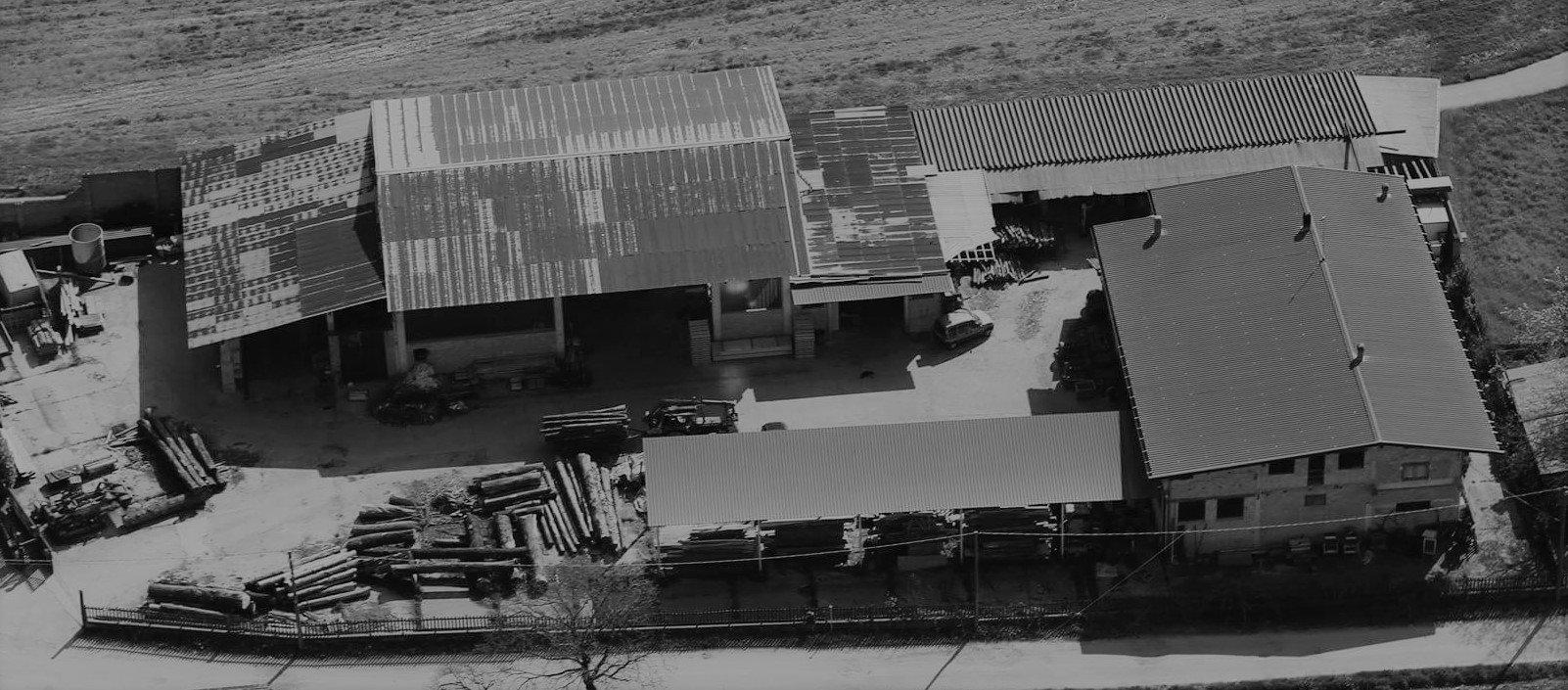 Foto dall'alto di 2 EMME IMBALLAGGI a Grignasco (NO)