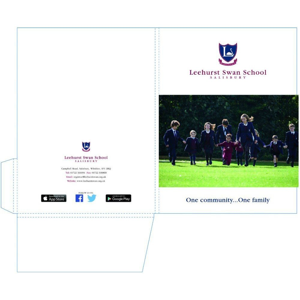 Design for Leehurst Swan School