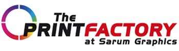The Print Factory logo