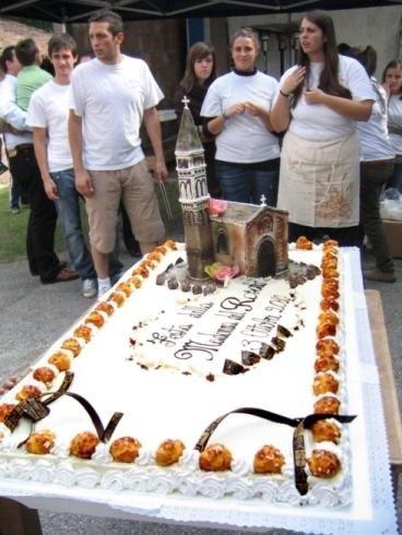 torte per eventi speciali