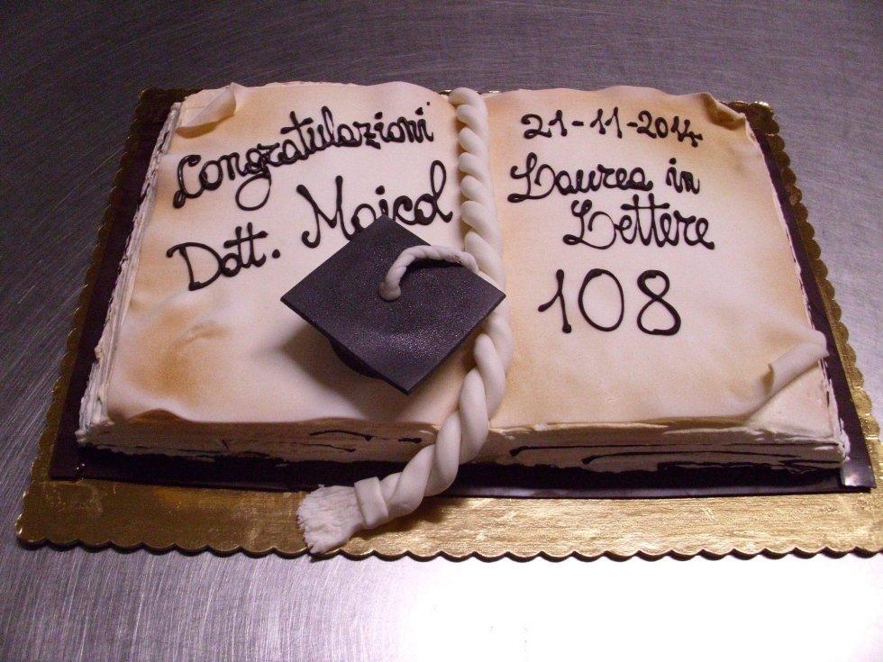 torta di laurea