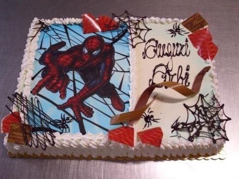 torta di compleanno per bambini