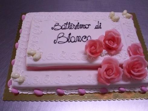 torte per battesimi