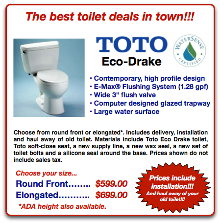 Toto toilets ad