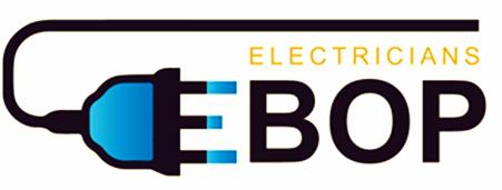 Electricians BOP logo