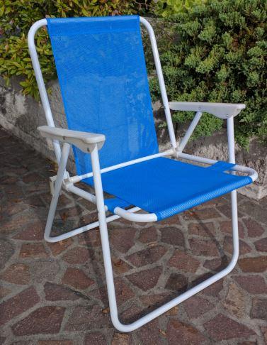 sedia da campeggio a Stanghella,PD