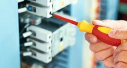 manutenzione e installazione di impianti elettrici