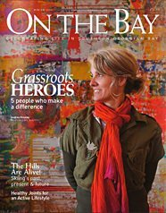 ON THE BAY magazine - Winter 2015