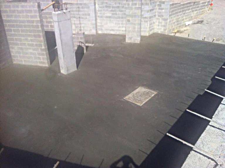 i s m concreting and constructions basement
