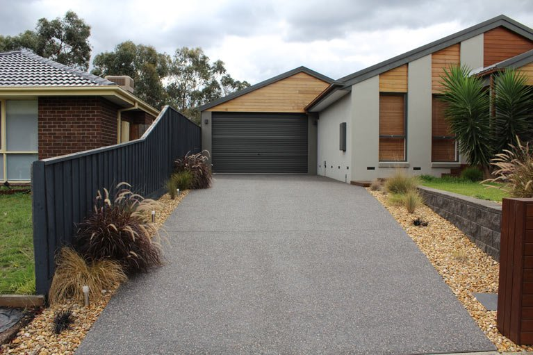 i s m concreting and constructions driveway