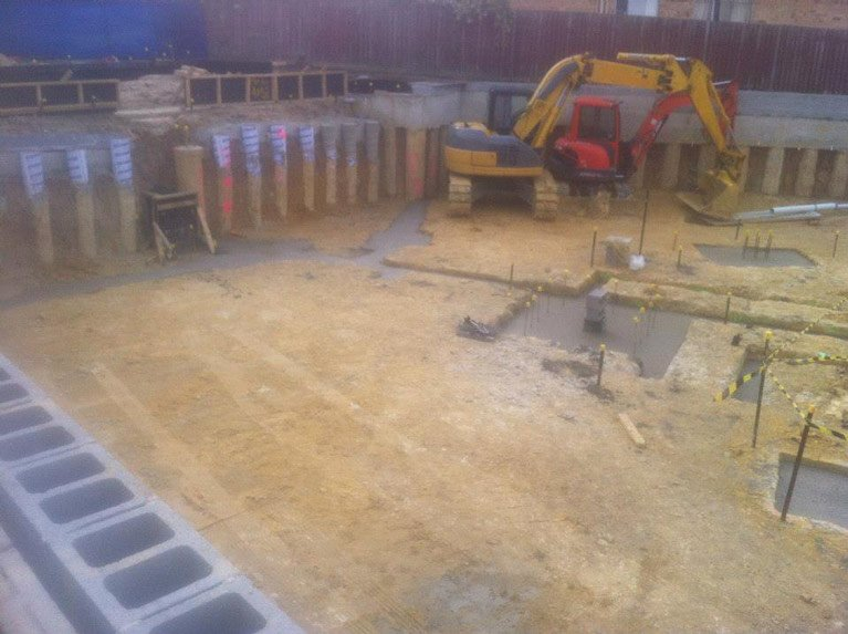 i s m concreting and constructions excavation