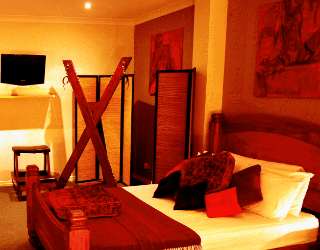 Interior view of the room