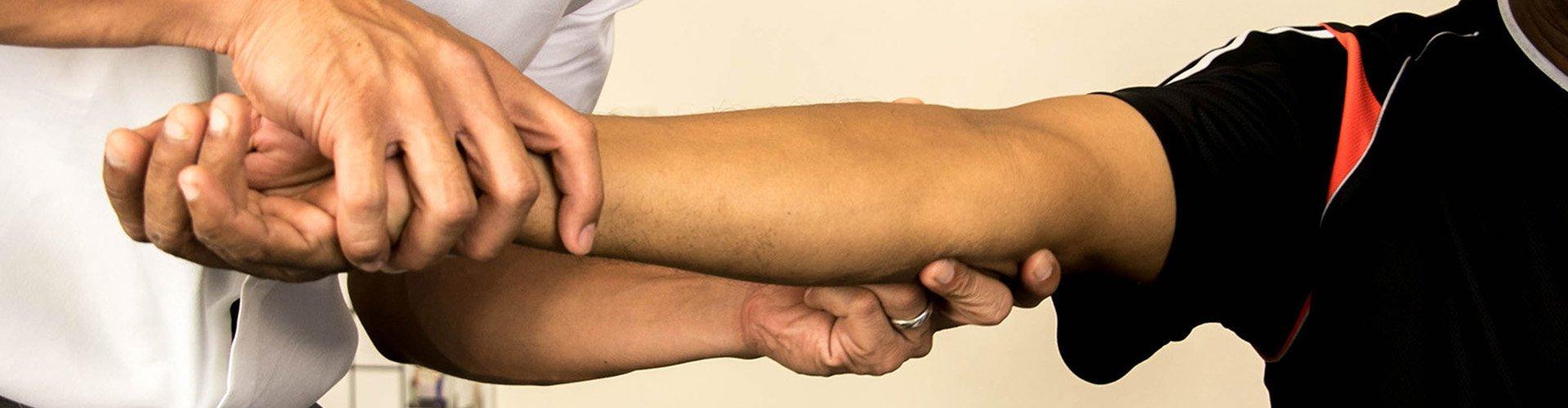 shoulder pain treatment options
