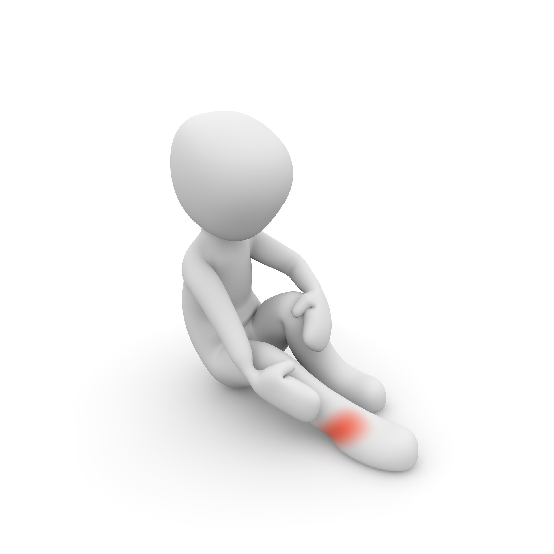 treatment for ankle pain when walking