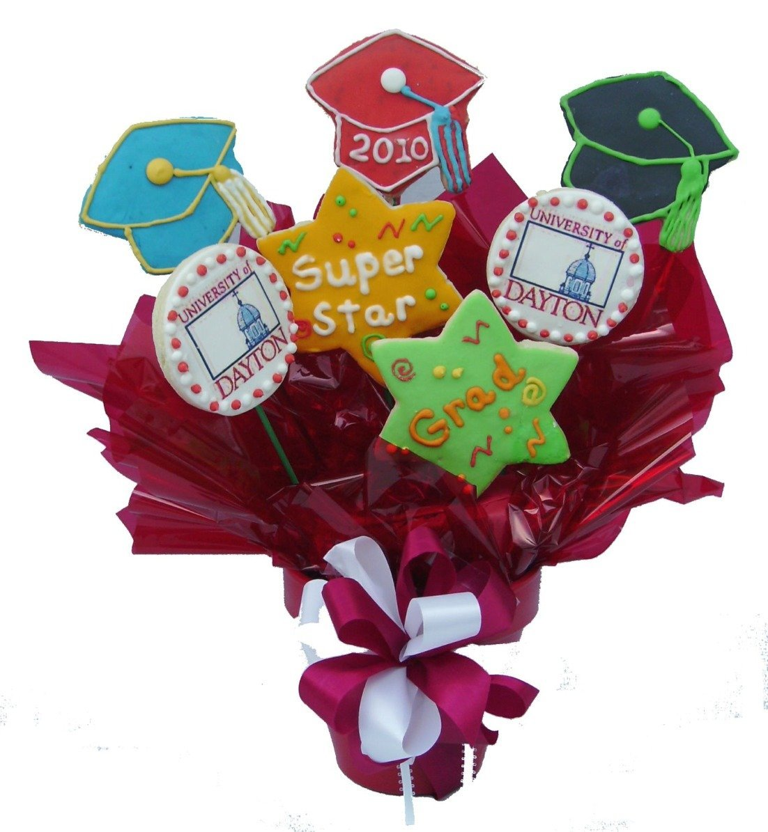 Graduation Cookie  Bouquet Gifts!