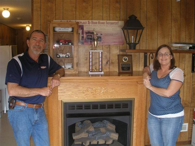 Duraflame electric fireplace log inserts