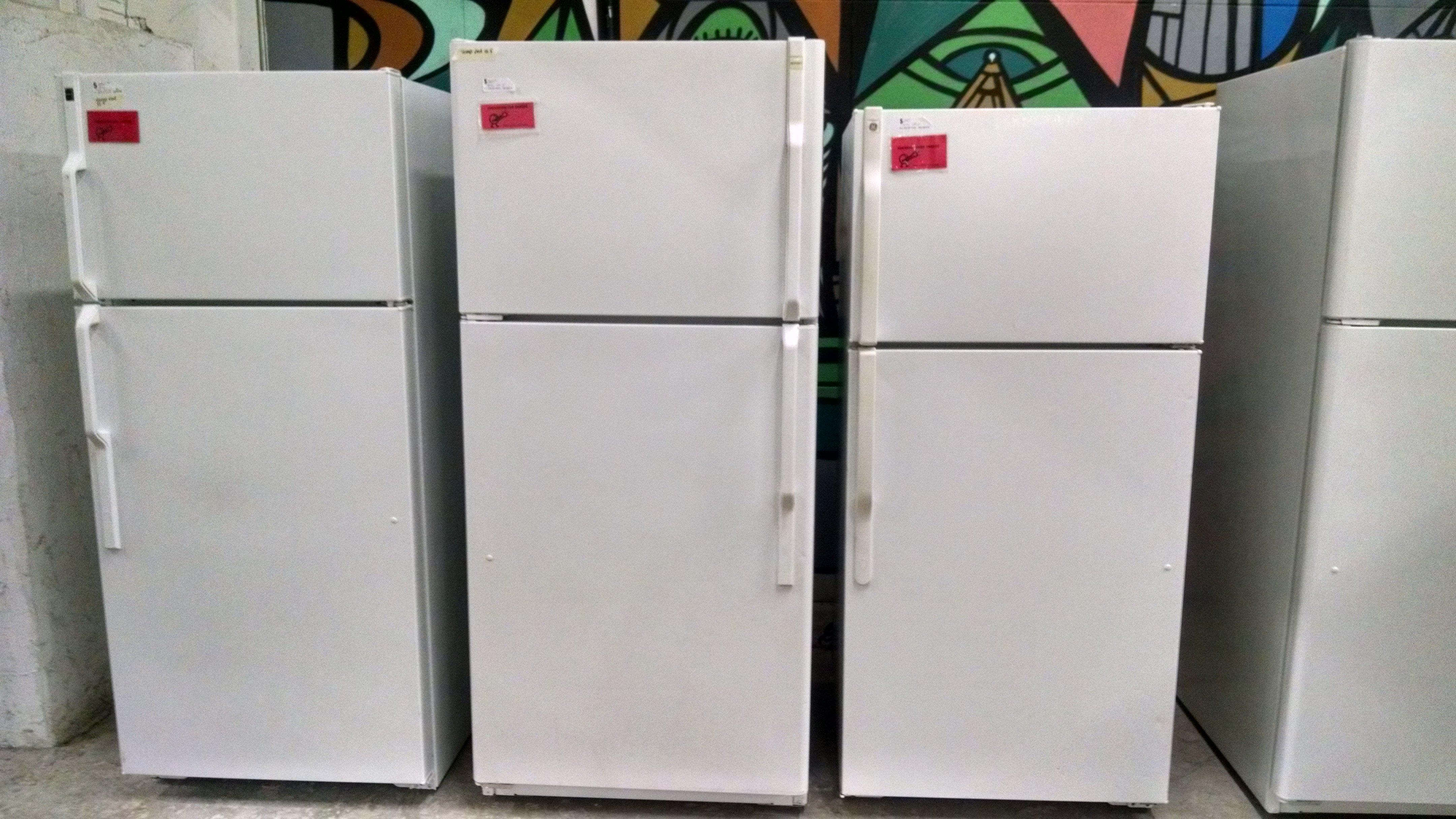 White topmount refrigerators