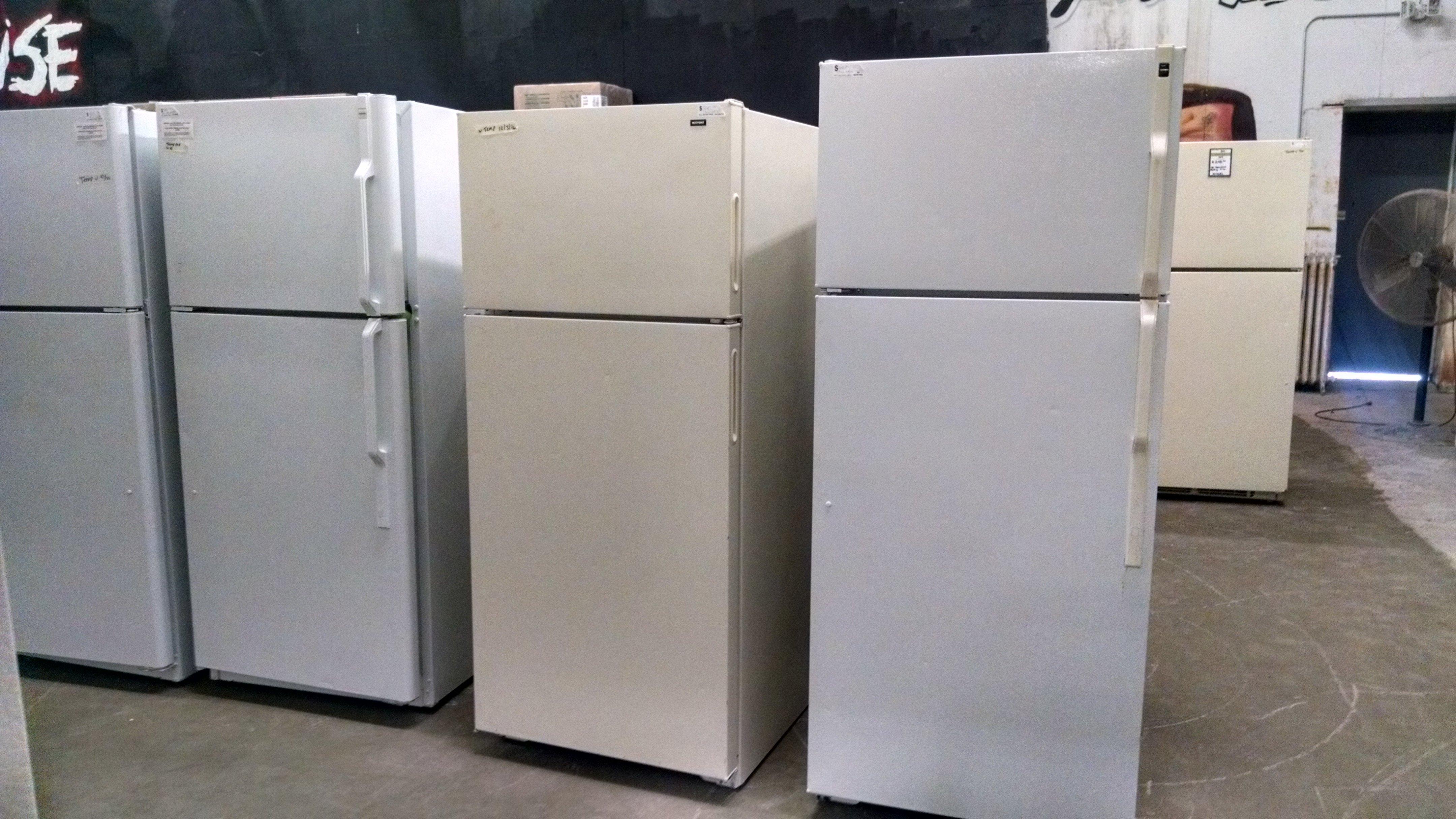 Topmount refrigerators