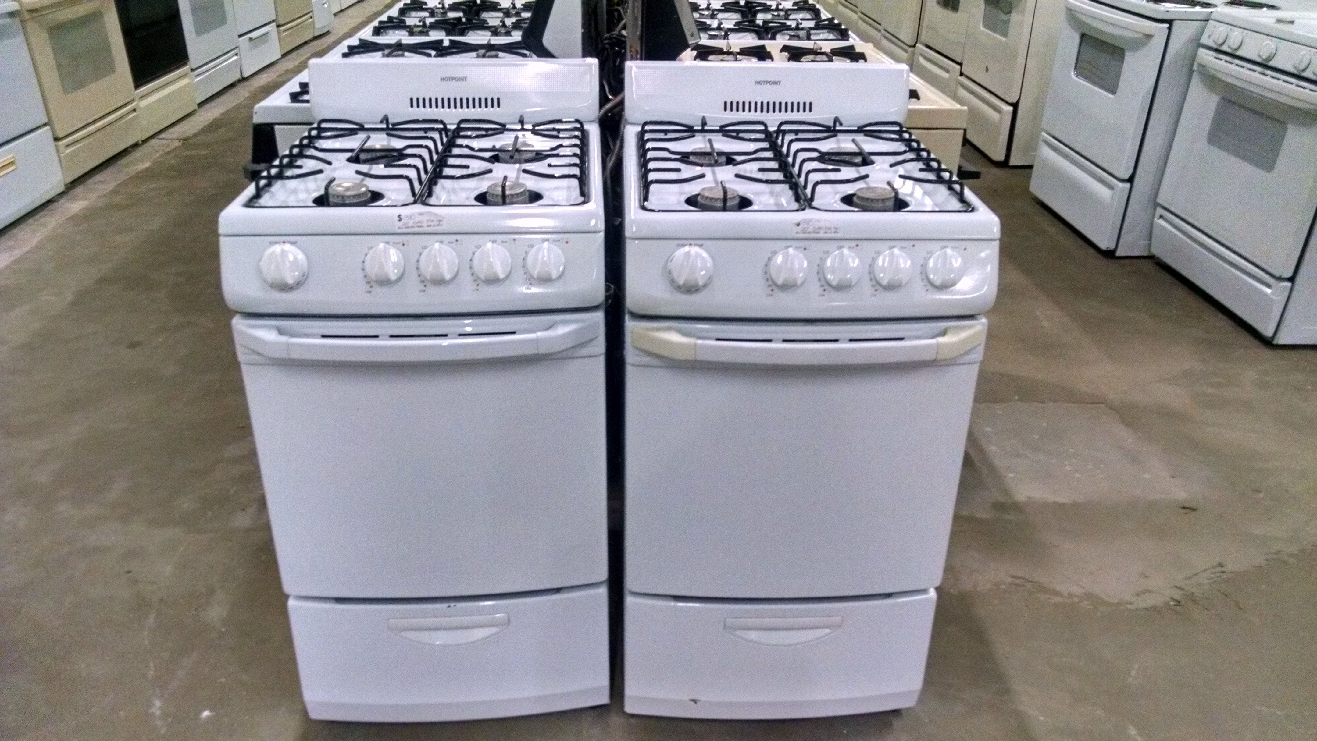 20 inch gas stove
