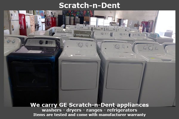 Quality Used Appliances Amp Affordable Appliance Repairs