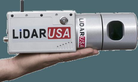 lidar usa drone sensor