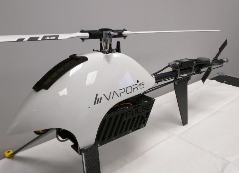 Pulse Aerospace vapor 55 drone