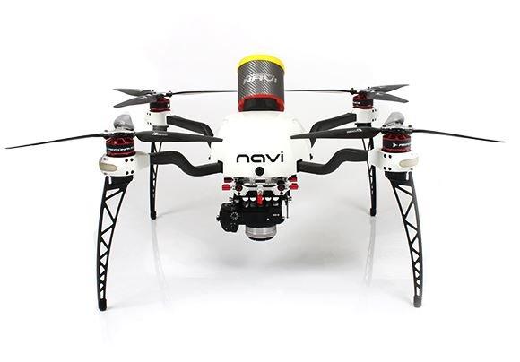Aeronavics Navi drones