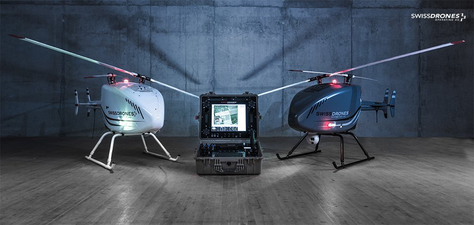 Swissdrones Dragon 50 for sale