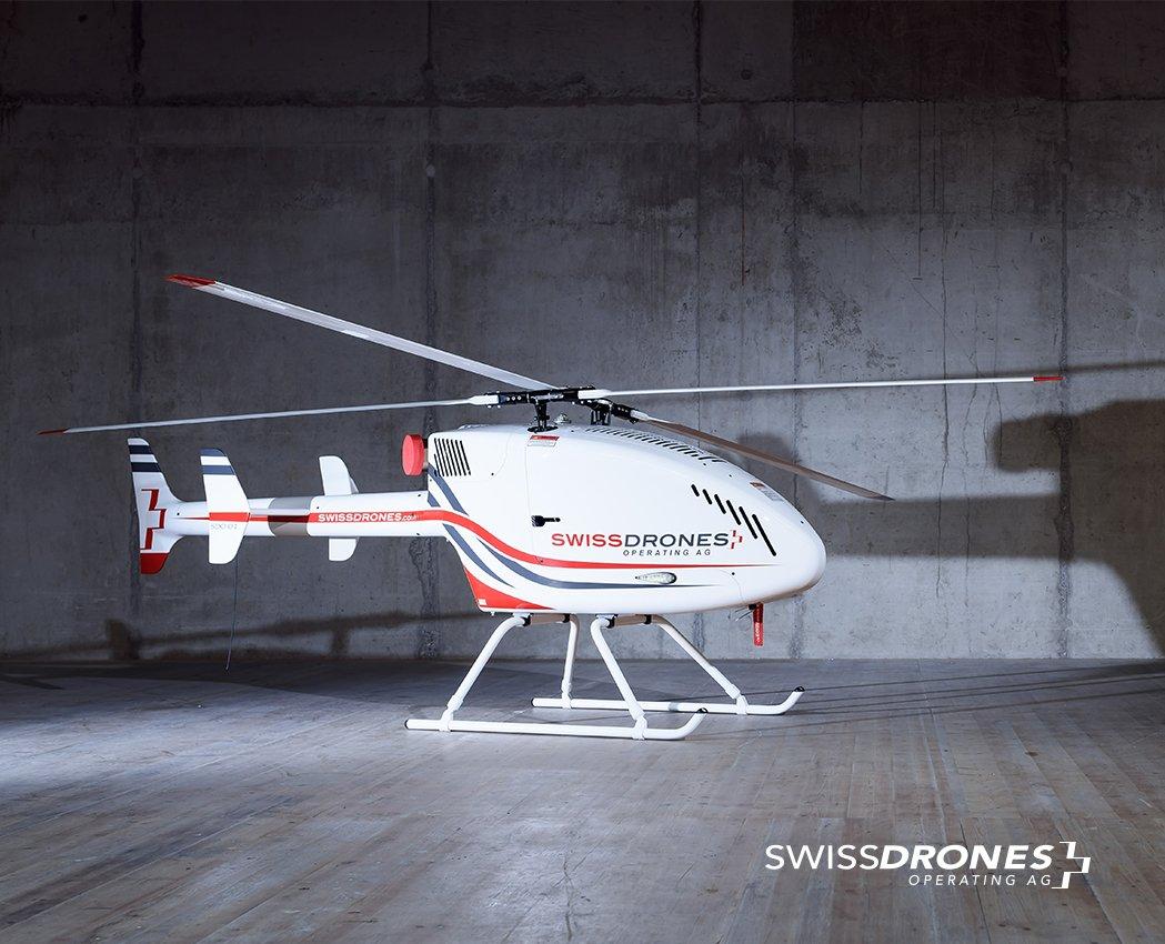Swiss Drones Dragon 50