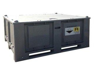 Contenitore 700 Plus per batterie