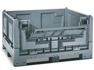 Cargo Fold 700 con portello
