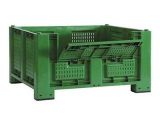 Cargopallet 700 Plus grigliato con portello