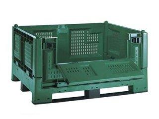 Cargo Fold 700 grigliato con portello