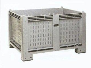Cargopallet 600 Plus grigliato
