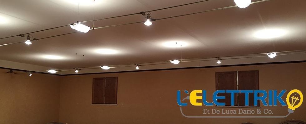Impianti illuminazione Follonica