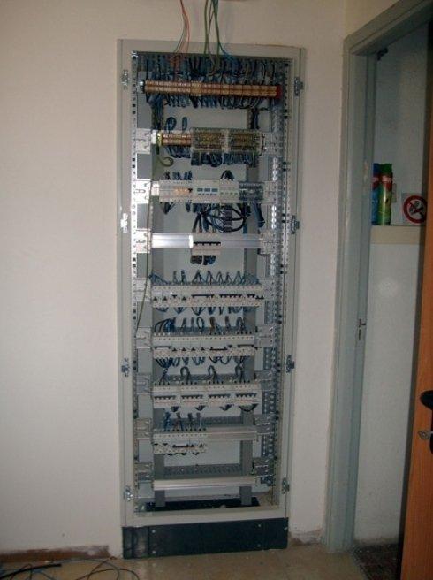Installazione contatori