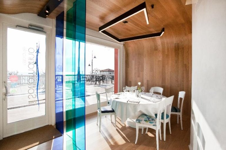 Illuminazione ristorante Sottomarino - Follonica