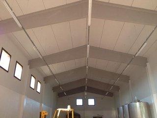 Impianti di illuminazione per capannoni