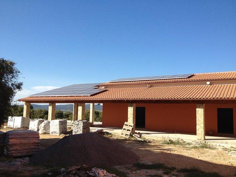 Installazione Pannelli Solari Follonica