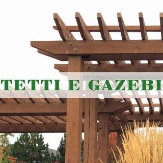 realizzazione tetti e gazebi