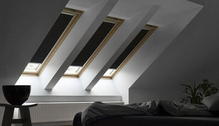 Velux Blinds To Fit Your Velux Windows In Bangor