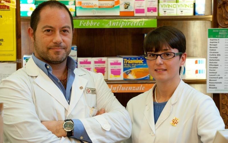 Dr. Tancredi e Dott.ssa Ivana Trovato