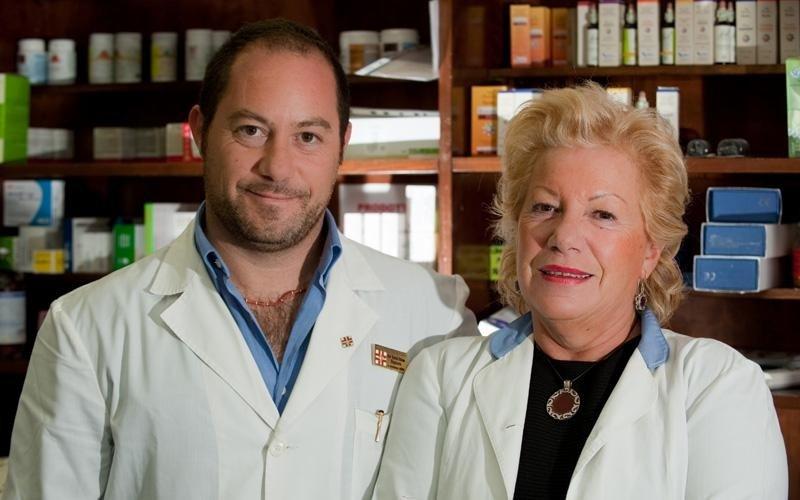 Dr. Tancredi  e Anna Maria Signore