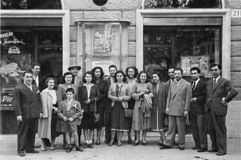 foto storica della farmacia