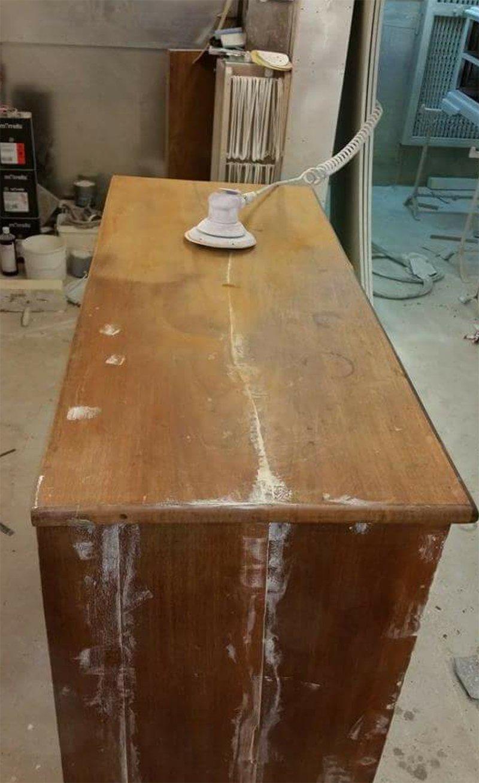 High-quality furniture restoration