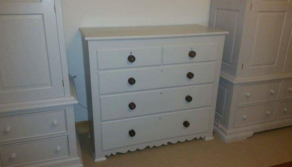 Wood and furniture repairs