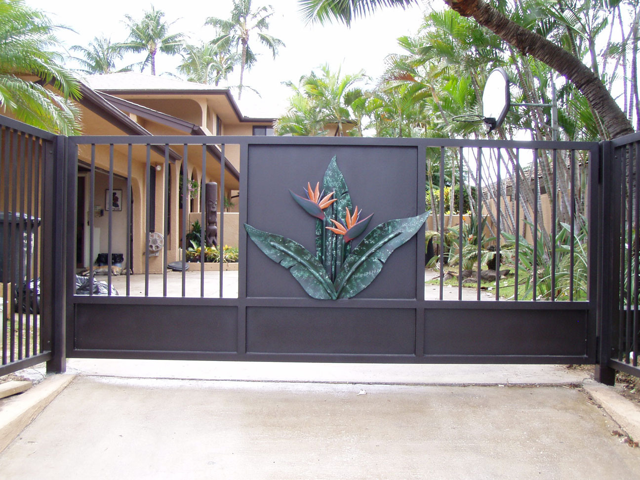 Gates installed across Hawaii