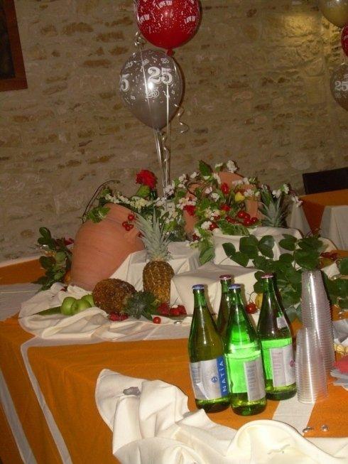 tavolo per buffet